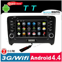 "AUD-7686GDA with usb sd audio mp3 for TT 2006-2012 "" """