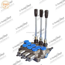 hydraulic joystick control valve / ZD-L15 series /valve flow rate 60 L/m