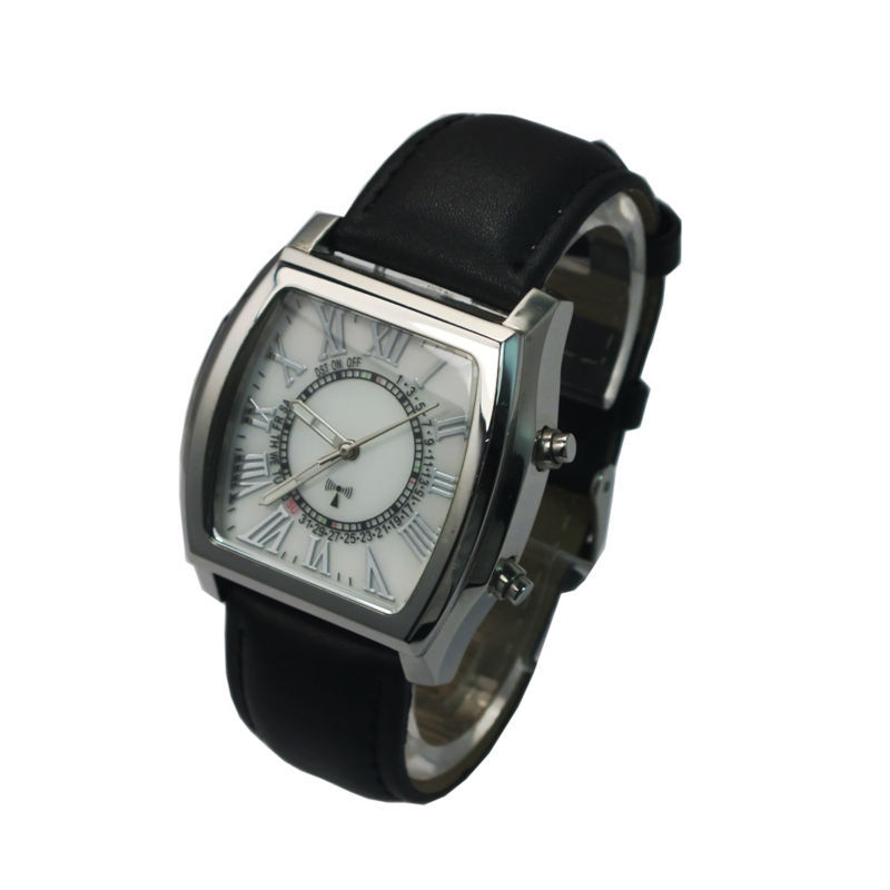 Japan movt quartz watch stainless steel back stainless steel watch case