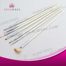 Various Head For One Set Good Quality Nail Art Brush