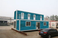 Economical Made for flat pack very cheap temporary office container