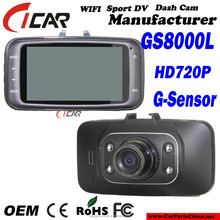 Auto Electronics for car Support motion detection and cycle recording Loop recording Night Vision