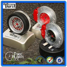 Hot Selling Tyre Alarm Clock