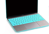 colorful laptop skin cover for new macbook keyboard cover