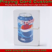Custom Playing Cards Poker with Company Brand Logo
