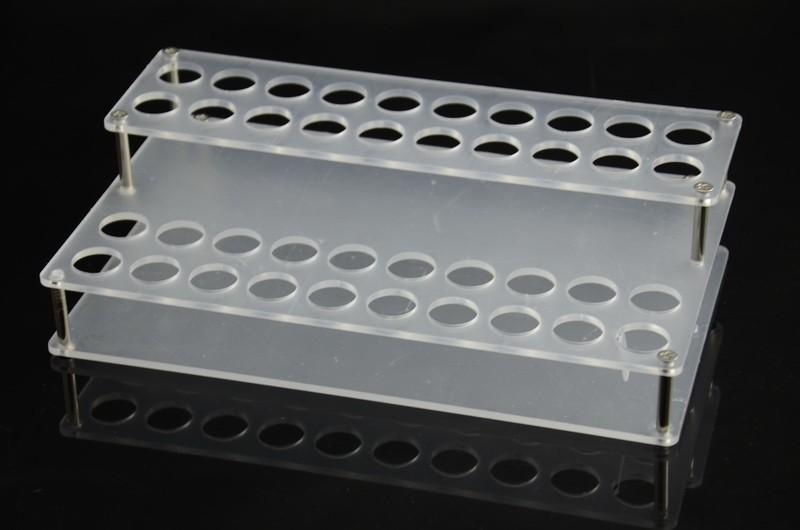 ถูก อุปกรณ์เสริมบุหรี่อิเล็กทรอนิกส์คริลิคยืนแสดงแร็คตู้โชว์E cigชั้นวางแสดงสินค้าสำหรับอาตมาแบตเตอรี่เครื่องฉีดน้ำEcigs