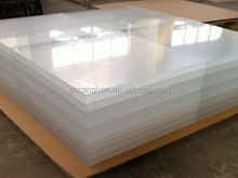 2015 High Transparence Clear Cast Acrylic Sheet PMMA Board