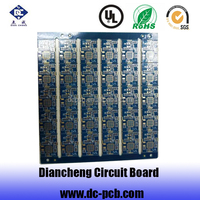 factory outdoor p10 led board display circuit diagram pcb for clients layout