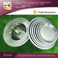 China supplier Small kitchen appliance Stainless steel basin or sala bowl with Lid