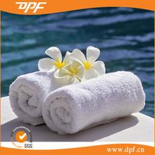 Custom cotton towel set for beach