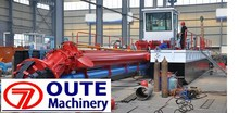 Hydraulic High Performance Low Price Cutter Suction Dredger
