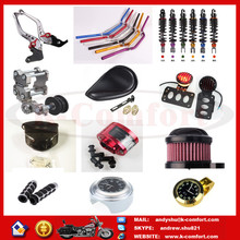 Newest china motorcycle spare parts with high quality for sale