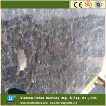 Strong custom size antique brown granite