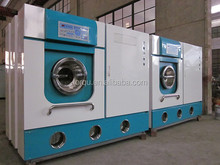 Used three cylinders twelve filters oil dry cleaning machine for sale