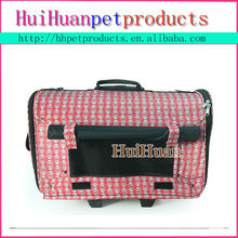 Cute pattern pet products brand dog carriers