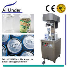 semi automatic can sealer