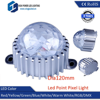 New Christmas decorations 120MM 5W SMD5050 Led point, led pixel lighting,
