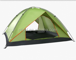 new outdoor sports goods camping tent Double roof and sunshade tent