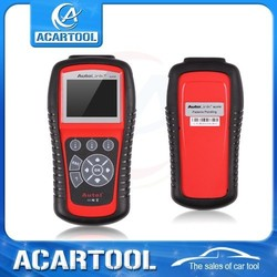 2015 New Arrival Autel AutoLink AL619 OBDII CAN ABS and SRS Scan Tool DHL ce certification