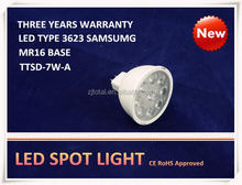 Cheap latest round recessed 36 w led downlight