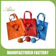 Fruit folding shopping bag