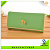 wholesale high quality animal leather cheap girl wallet