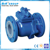1/2 Inch 150lb WCB PTFE Lined Float Ball Valve