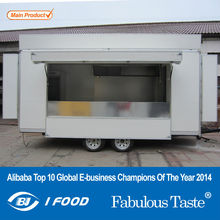 new food trailer the best China food trailer professional food trailer