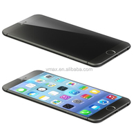 Top Quality&Brand Vmax Mobile phone LCD screen protector for iPhone6 5 5c 5s oem/odm (High Clear)