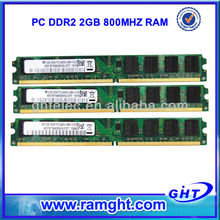 Best price lifetime warranty cheap price ddr2 2gb ram mobile phones