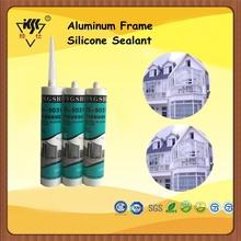 Aluminum Frame Silicone Sealant/Glass Frame Silicone Sealant