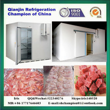 slaughter house meat freezers