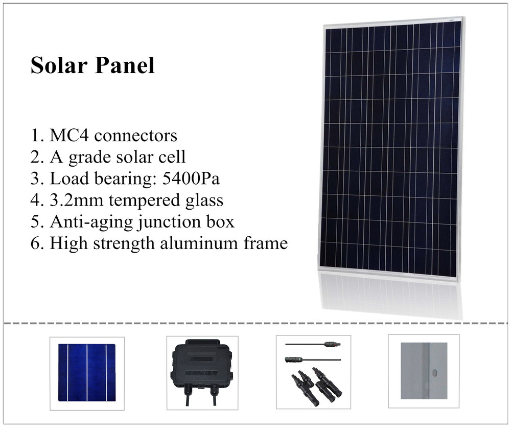 small solar home lighting kit solar panel connect for solar home kit TY055A