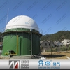 Waste water treatment large biogas septic tank for biogas plant