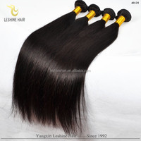100% Leading Hair Factory 6a 7a 8a Remy Double Weft human hair extensions bonding brazilian