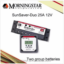 suntech solar panel controller with meter SSD-25M pwm