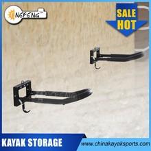 steel kayak/canoe storage rack