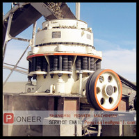 Professinoal cone crusher (CS series, PYB series etc)