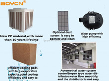 Plastic body water air cooler cooling pad brands