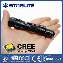 STARLITE 27g IPX7 mini led tactical flashlight