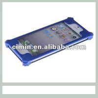 Custom design Durable metal case for iPhone 5 bumper aluminum