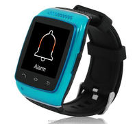 Cheapest Smart Wrist Watch Phone /Leather Wrist Watch Phone With Skype