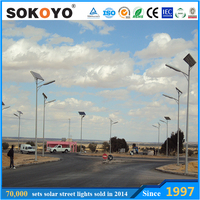 2years warranty CE TUV Hot Sale New Solar Lights for Park,Garden,Factory,School,Hotel,led solar street light