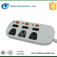 Convenience outlet universal,electrical socket with usb,desktop power strip