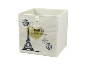パリ非- 不織布収納ボックス