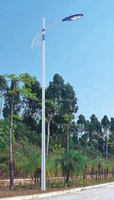 sl 2552 cast iron outdoor lighting street light for parks gardens hotels walls villas