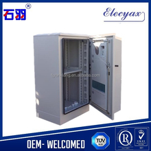 Electronic enclosure beautiful design/SK-65125/outdoor telecom cabinet with heat exchanger
