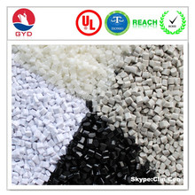 Fire proof material PC/ABS alloy plastic raw material resin