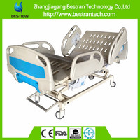 China Supplier BT-AE008 Five Functions Motor Electric Hospital Bed hospital bed parts electric operation bed