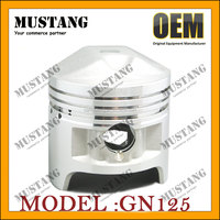ATV/motorcycle/Three Wheeler Piston Assy for SUZUKI GN125 made in China